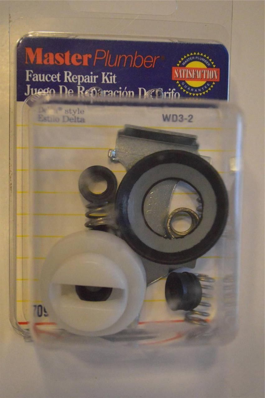 sets faucet repair kit delta single handle master plumber faucets