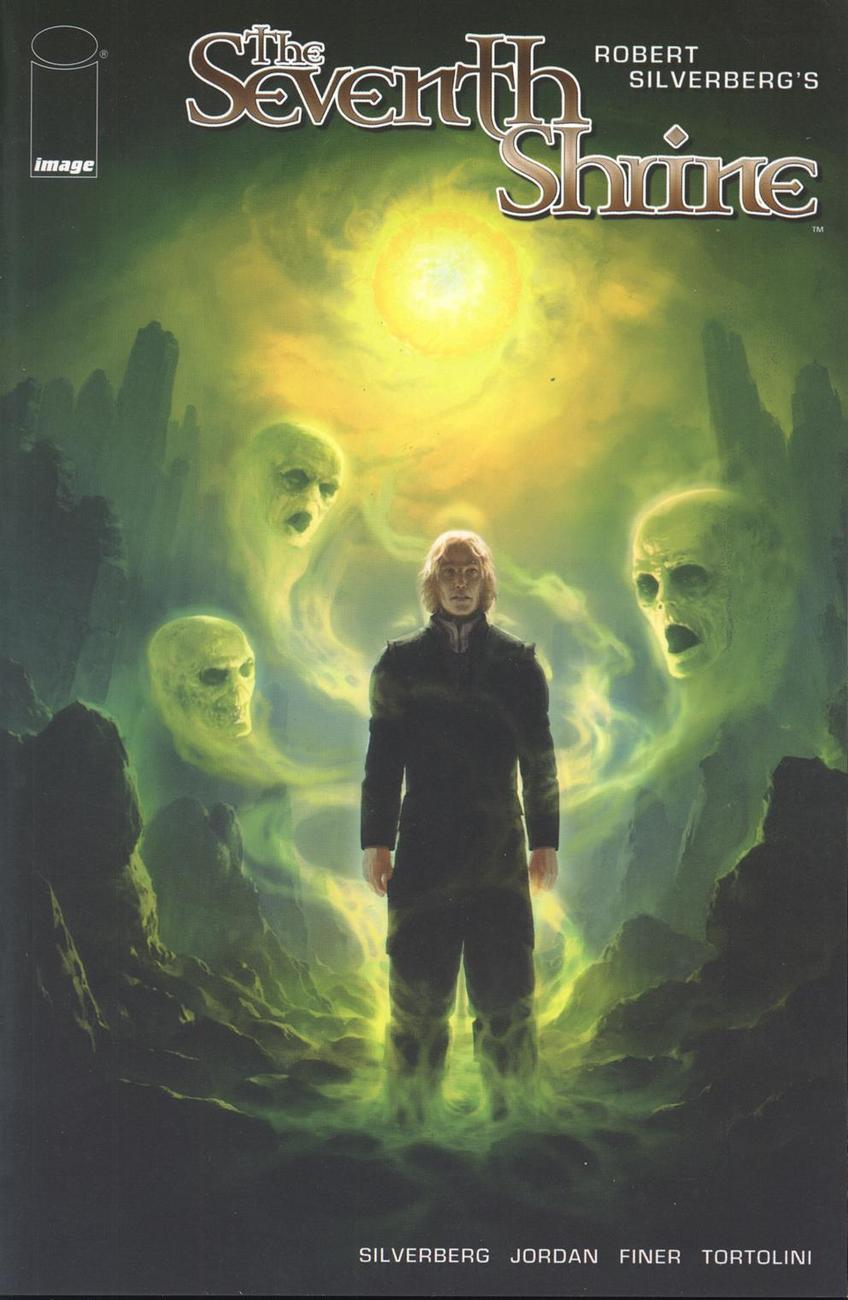 Robert Silverberg's The Seventh Shrine Vol 2 of 2 TPB