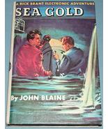 Rick Brant #3 Sea Gold PC - $7.99
