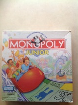 monopoly junior instructions 2005