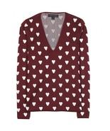 NWOT $1300 Burberry Prorsum Heart Print Stretch... - $543.50