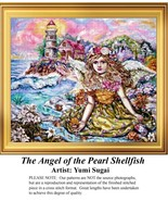 The Angel of the Pearl Shellfish, Angel Counted... - $20.00