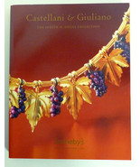 Sotheby's Castellani & Giuliano The Judith H. S... - $145.00