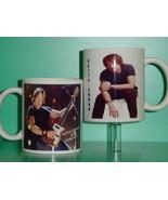 Keith Urban 2 Photo Designer Collectible Mug 05 - $14.95