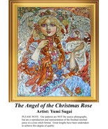 The Angel of the Christmas Rose, Angel Counted ... - $20.00