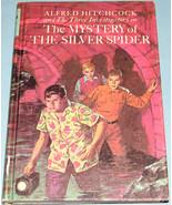 Three Investigators #8 Mystery of Silver Spider HB - $9.99