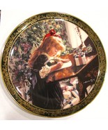 Sandra Kuck Plate Dear Santa Reco Bradford Exch... - $30.00