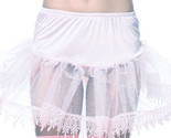 Buy WOMEN'S SHORT SEXY WHITE COSTUME PETTICOAT HALLOWEEN