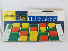 Trespass Board Game 1974 Parker Brothers 100% C... - $28.17