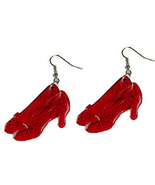 Funky Wizard of Oz Shoes DOROTHY RUBY SLIPPERS ... - $4.97