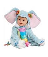 Precious Baby Blue Elephant Infant 0-6M Costume... - $22.99