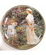 Sandra Kuck Wings Of Love Plate Reco Bradford E... - $36.00