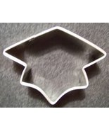 Graduation Cap cookie cutter - $5.00