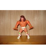 HASBRO TITAN SPORTS WWF THE ULITMATE WARRIOR FI... - $5.00