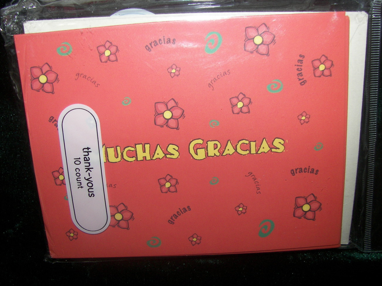 Thank You Cards American Greetings 10 Count with Envelopes