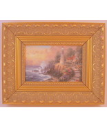 Thomas Kinkade The Light Of Peace Framed Print ... - $74.24