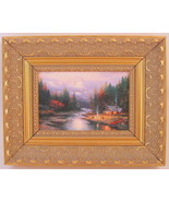 Thomas Kinkade The End of a Perfect Day II Fram... - $74.24