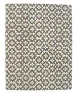 Hand Tufted Diamond Basic Gray 4' x 6' Contempo... - $169.15