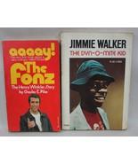 aaaay! The Fonz and Jimmy Walker Dyn-O-Mite Lot... - $8.50