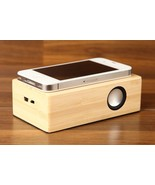 2015 Portable Speaker System ECO induction Wood... - $49.99