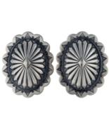 Sterling Silver Santa Fe Style Navajo Stamped C... - $151.17