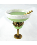 Limoges Box - Margarita Drink Cocktail with Sal... - $75.00