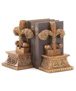 Fleur-de-lis Bookends  centuries-old symbol of ... - $10.49