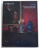 Paintings, Furniture & Decorative Arts May 27 &... - $25.00