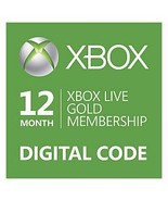 12-Month{1 year} Xbox 360/ONE Live Gold Members... - $46.90