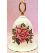 Danbury Mint Bell American Rose Mischief - $14.00