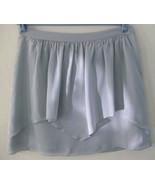 NWT Banana Republic Short silk skirt Gray 12 Si... - $47.99