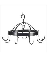 Mini Pot  and Pan Hanger keeps them looking new... - $12.28
