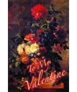 To My Valentine Fine art Giclee canvas print 12... - $58.79