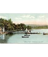 Chautauqua Lake Bemus Point New York 1917 post ... - $6.00