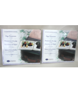 Creative Memories 7x7 Clear Page Pocket Protect... - $26.95