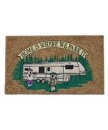 RV Camper Trailer Indoor Entryway Door Welcome ... - $34.99