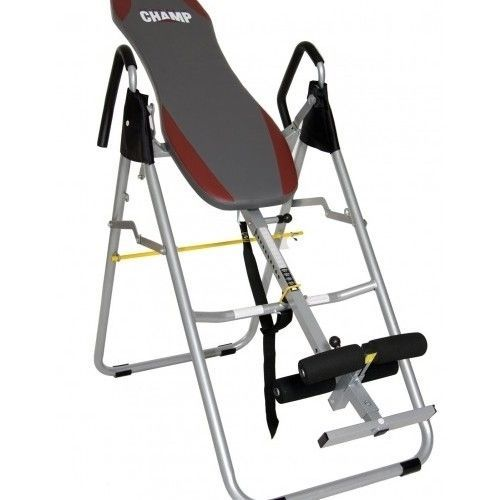 Inversion back therapy folding pain relief exercise table for 1201 back therapy inversion table