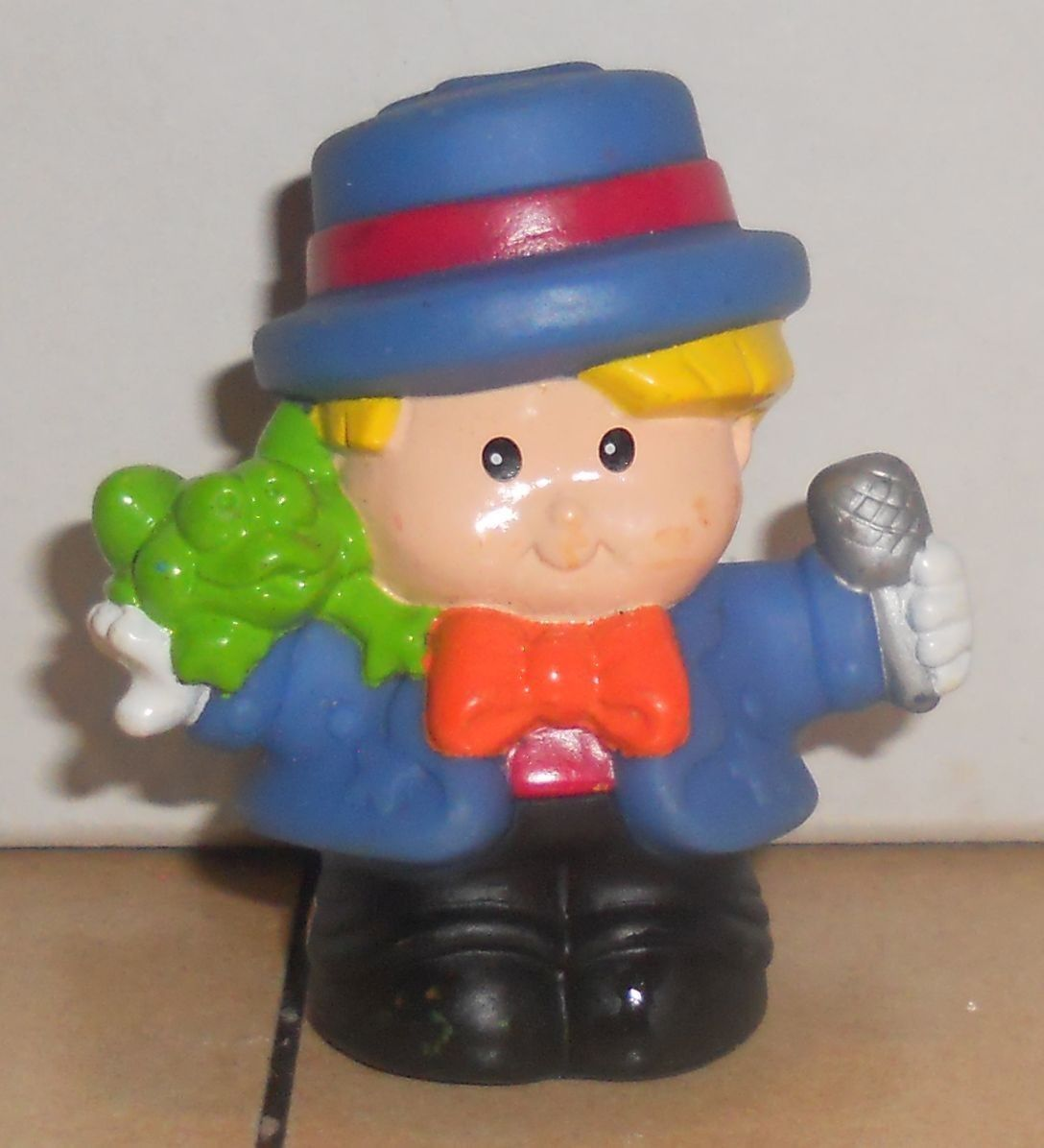 fisher price current eddie the ringmaster 2 72753 fplp other