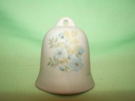 Ceramic Bell Decorative Bells Floral Grandmothe... - $6.89