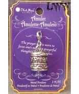 The Prayer Box Locket Silver Tone Necklace Pend... - $11.99