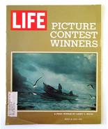 July 9 1971 Life Magazine Picture Contest Winne... - $8.90