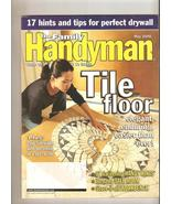 Family Handyman Magazine (May 2000) - $2.95