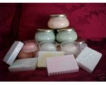 Buy Soy Lotion Candle Gift Basket Med-Candles, soaps & More