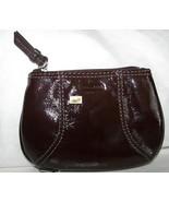 Coach Soho Brown Patent Leather Mini Skinny 42050 - $34.99