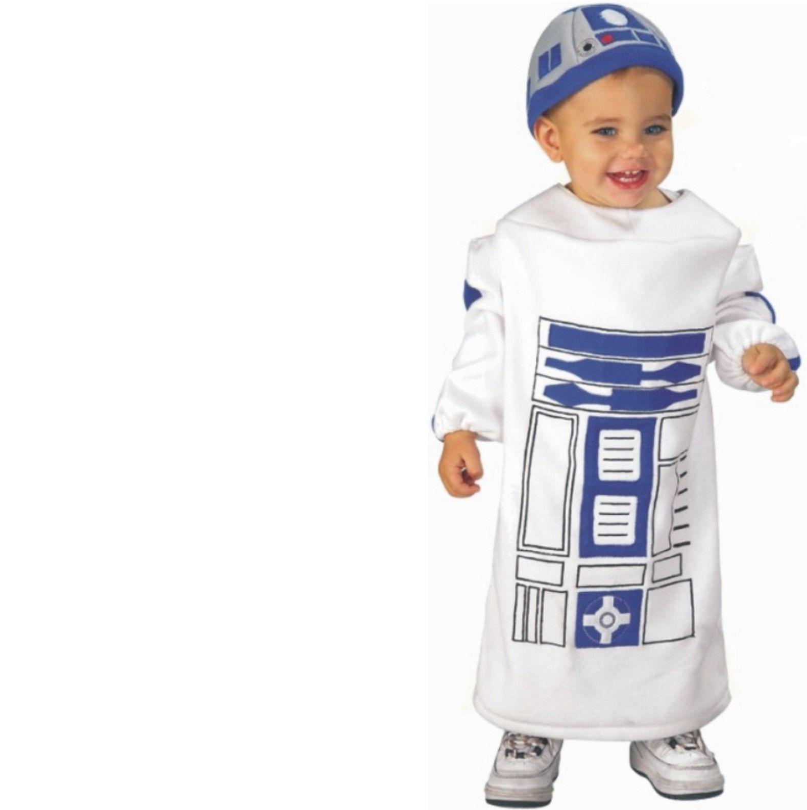 R2d2 Baby Costume Star Wars - Costume - ...