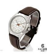 Swiss Calibre Swiss Quartz Watch Retail $195  - $59.00