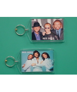 Bee Gees Barry Robin Maurice Gibb 2 Photo Desig... - $9.95