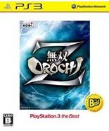 Musou Orochi Z, PS3 game (JP) - $55.40