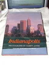 1990 INDIANAPOLIS Oversize Coffee Table Book Da... - $27.72