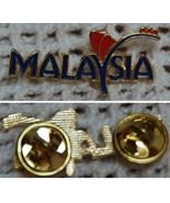 Malaysia Double Pinback - FREEBIE - $0.00
